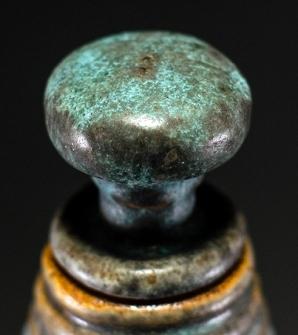 Stoneware Vessel - detail