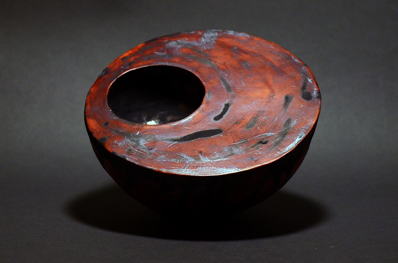 Ceramic Sculpture - Eclipse